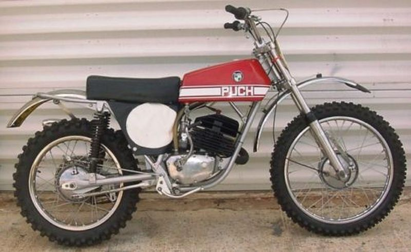 Puch moped parts 12